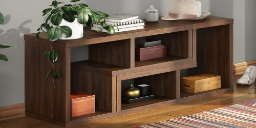 Mainstays Adjustable 2-Piece Shelving Set Only $40.97 Shipped (Regularly $99) + More