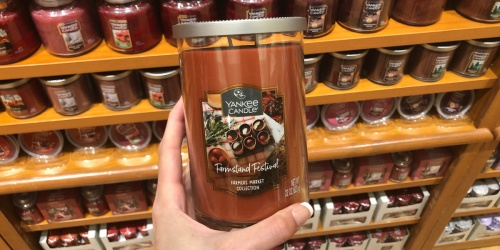 Buy 2 Yankee Candle Classic Jar or Tumbler Candles, Get 2 FREE