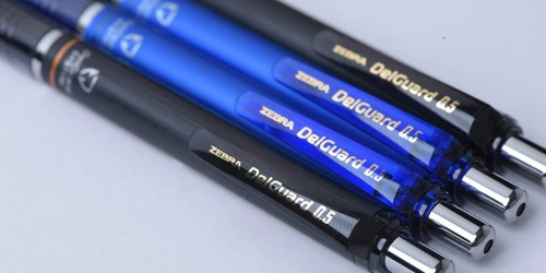 Zebra Mechanical Pencil w/ Lead Refill Just 91¢ at Amazon (Regularly $7)
