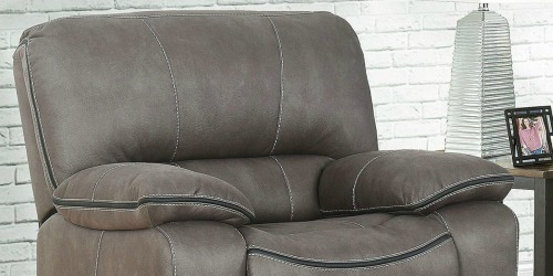 Padded Rocker Recliner Only $249.98 Shipped (Regularly $500)