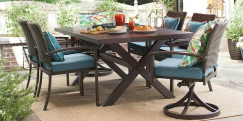 Up To 50% Off Patio Furniture & Outdoor Decor at Lowe's