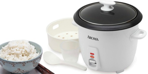 Up to 65% Off Aroma Rice Cookers at Walmart.com