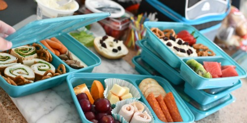 A Week of Sandwich-Free EASY School Lunch Ideas