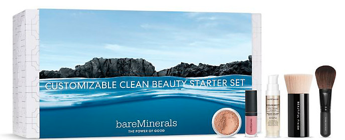 bareMinerals Clean Beauty Kit