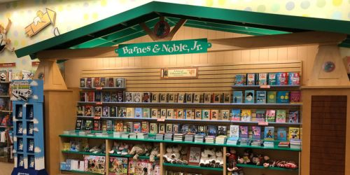 Barnes & Noble Educator Appreciation Days: Extra 25% Off Books + More (Every Weekend Thru 9/15)