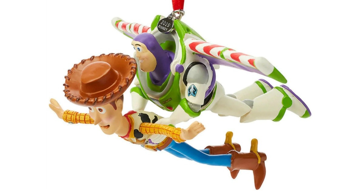 buzz and woody ornament