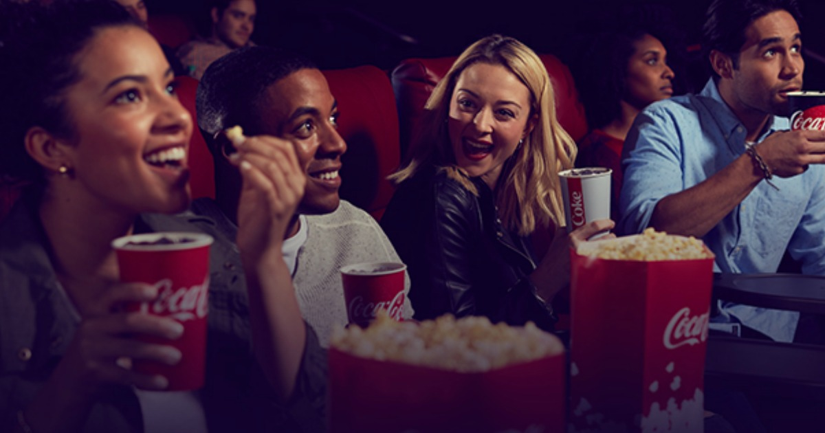 FREE Month of Cinemark Movie Club for Sprint Customers