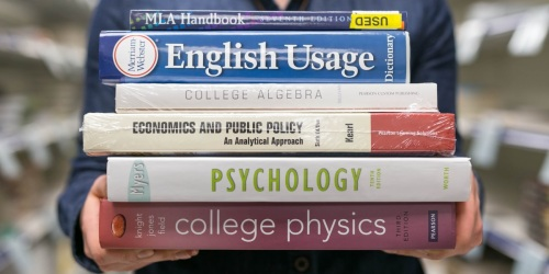 10 Smart Ways to Save Money on College Textbooks if You're a Student