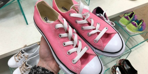 Converse Chuck Taylor All Star Sneakers Only $25 Shipped (Regularly $55)