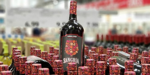 Costco Kirkland Signature Red Sangria Only $6.99 | Product of Spain