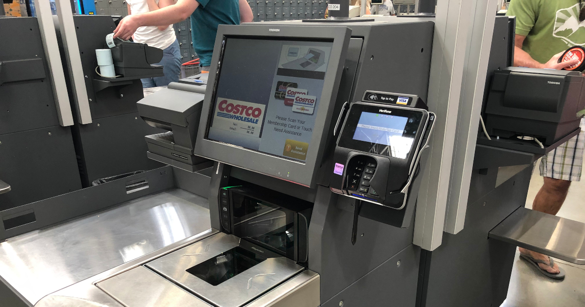 Best Deals At Costco >> Costco is Bringing Back Self-Checkout to Select Locations