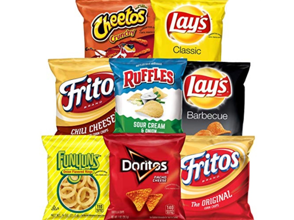 frito lay party mix