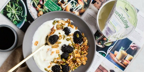 FREE Green Valley Yogurt Coupon + Enter to Win $500 Gift Card & More