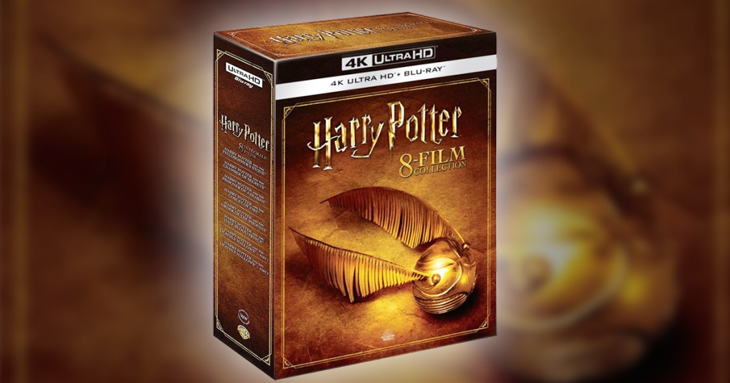 Amazon Prime | Harry Potter 8-Film Blu-ray Collection Only