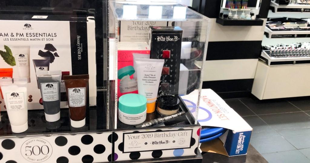 Sephora birthday gift for insiders