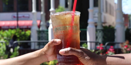 Score Free Iced Tea from McAlister's Deli on July 18th