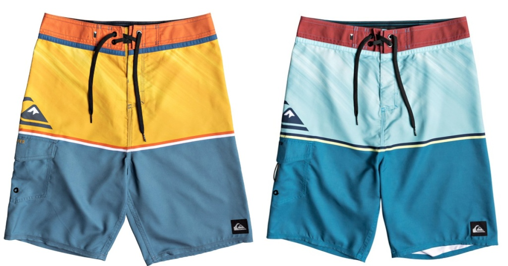 men's quicksilver boardshorts