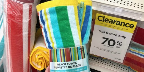 Up to 70% Off Pool Accessories, Home Decor & More at Michaels Semi-Annual Clearance Event