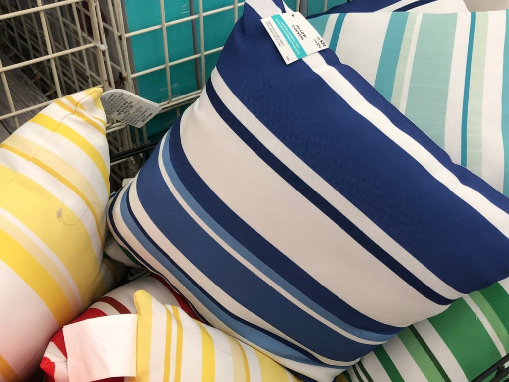 michaels outdoor pillows