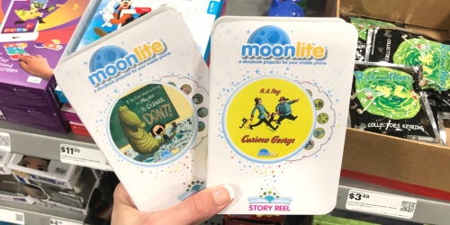 Moonlite Story Reels Only $2.49 at Best Buy (Regularly $8)