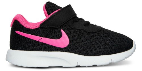 Up to 50% Off Nike Toddler Girls Sneakers at Macy's