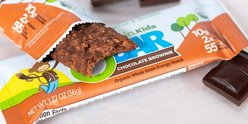 Orgain Organic Kids Energy Bars 10 Pack Just $5.73 Shipped on Amazon (Only 57¢ Each)