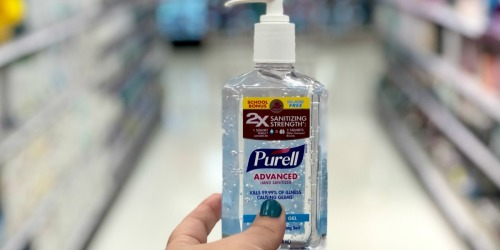 Purell Hand Sanitizer In Stock at Staples
