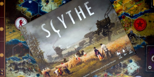 Scythe Board Game Only $39.99 Shipped (Regularly $64)