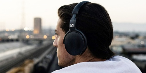 Amazon Prime | Sennheiser HD Noise Cancelling Headphones Only $99.95 Shipped (Regularly $199.95)