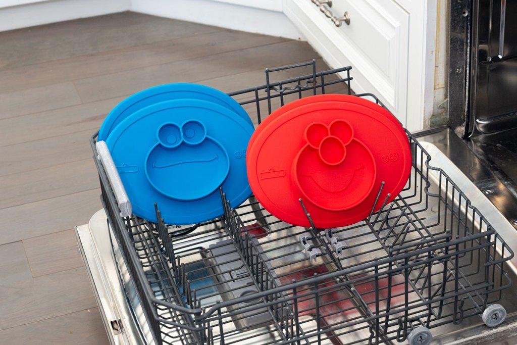 sesame street ezpzp mats in dishwasher