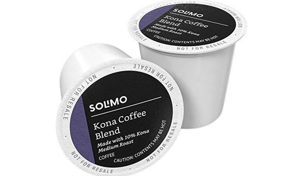 two solimo kona coffee blend