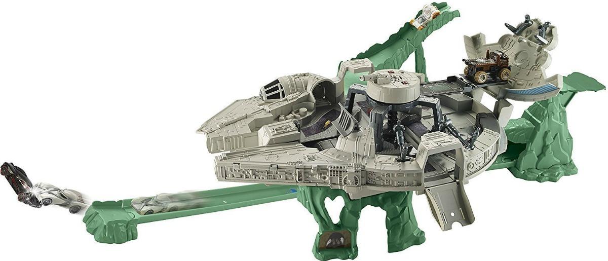 star wars falcon toy