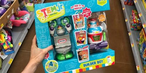 50% Off Little Tikes Stem Jr. Builder Bot Toy at Walmart