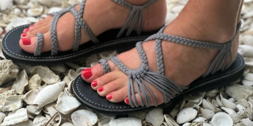 See Which 5 Best-Selling Amazon Sandals Our Team is Raving About