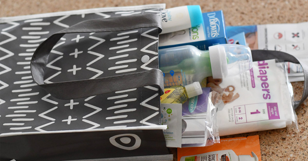 Free Target Baby Registry Gift Bag Deal | Hip2Save