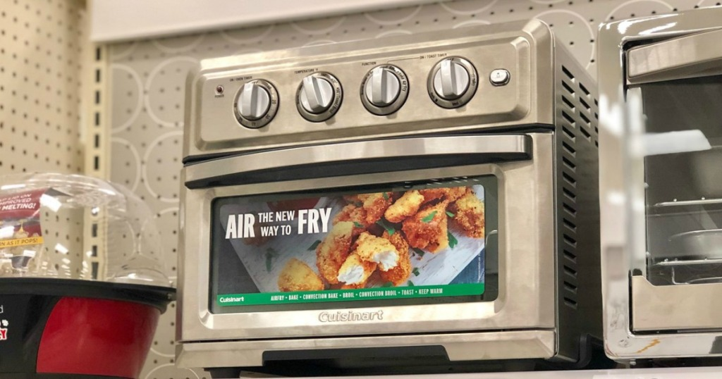 Refurbished Cuisinart Convection Toaster Oven Air Fryer Only 79