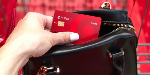 HOT $40 Off $40 Target Purchase Coupon w/ RED Card Sign-Up