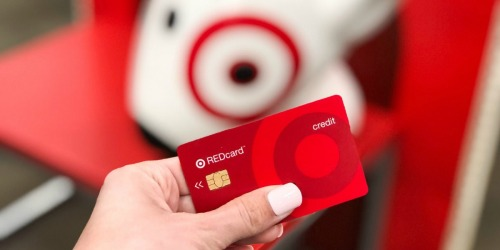 Score $50 Off $100 Target Purchase Coupon w/ RED Card Sign-Up