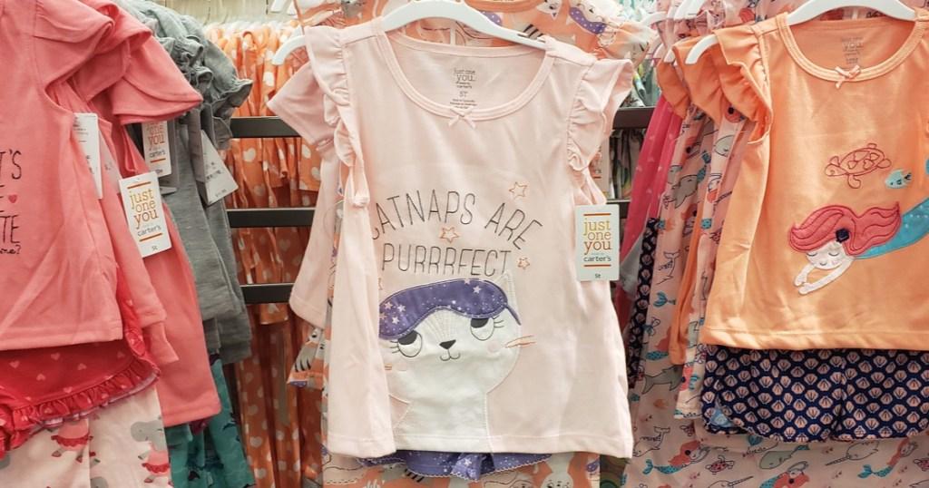 target toddler sleepwear
