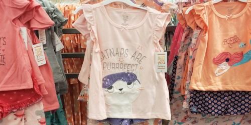 Toddler 4-Piece Sleepwear Sets as Low as $11.99 at Target (Just $6 Per Set) – In-Store & Online