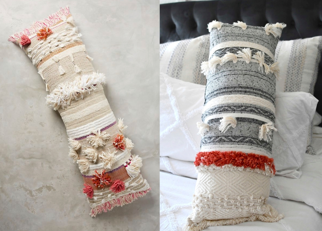 tassel pillows with fringe anthropologie lina's target pillow