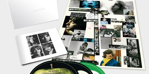 The Beatles White Album 50th Anniversary Deluxe Edition Only $13.53 (Regularly $35)