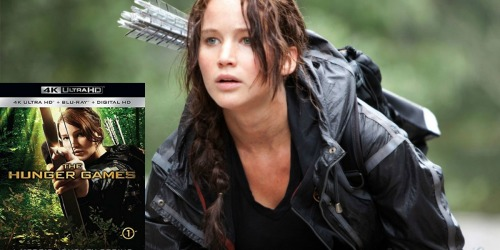 Amazon Prime   Up to 60% Off Blu-rays & DVDs (The Hunger Games, Trolls, & More)
