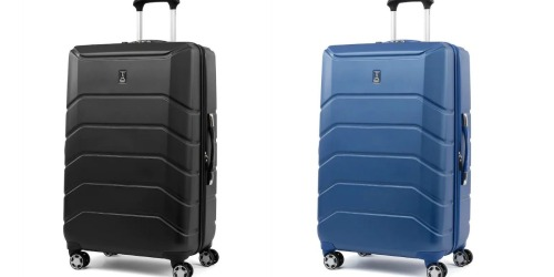 TWO TravelPro Hardside Spinner Suitcases as Low as $107.78 Shipped + Earn $20 Kohl's Cash