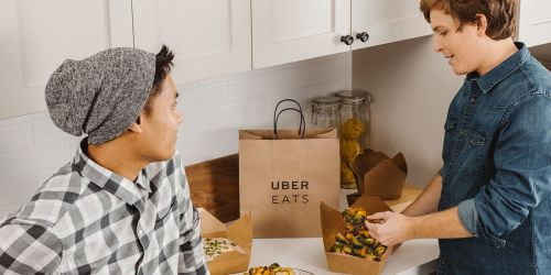 $5 Off Uber Eats Order (New & Existing Users)