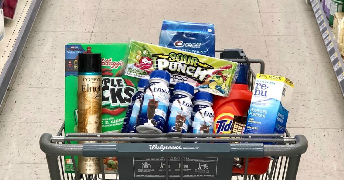 image regarding Nature's Bounty Coupon Printable $5 named Walgreens Bargains 7/7-7/13 - Hip2Help you save