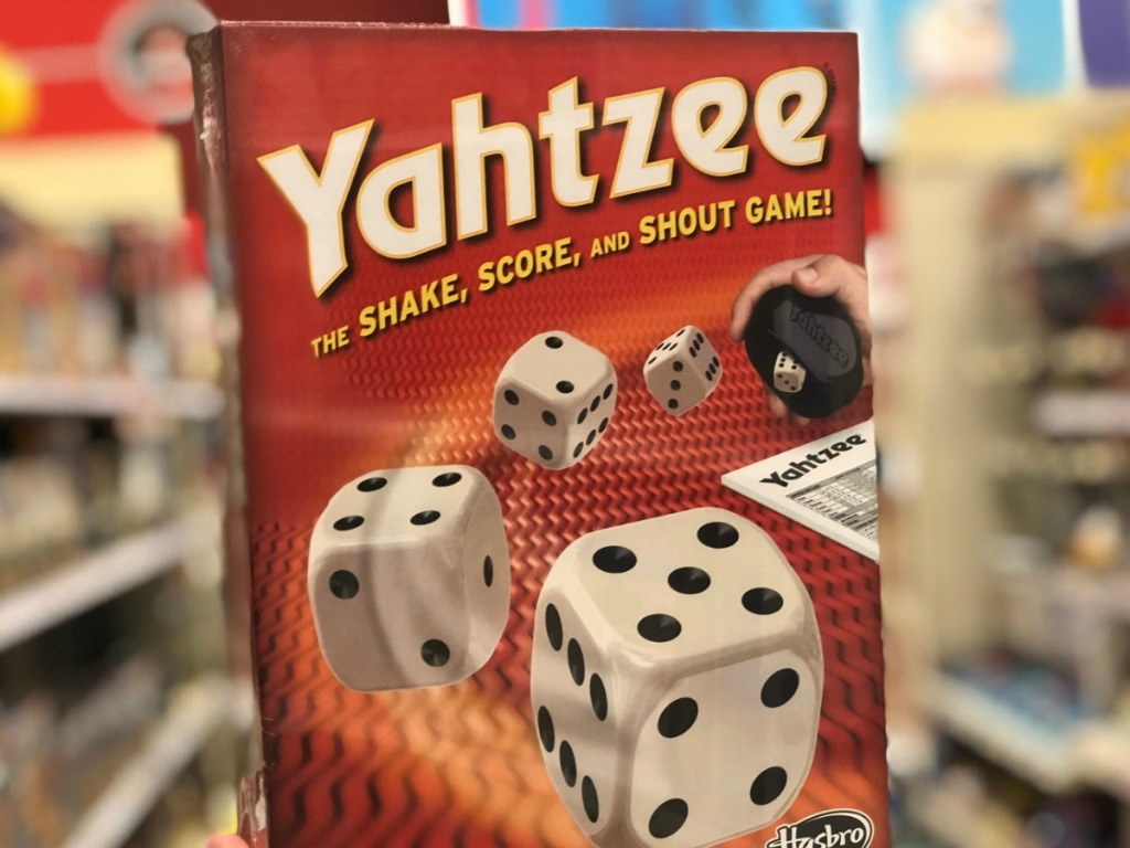 game in store by aisle