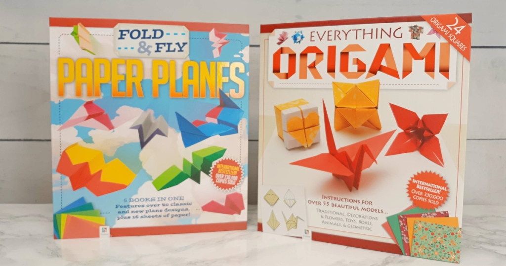 paper folding activity books