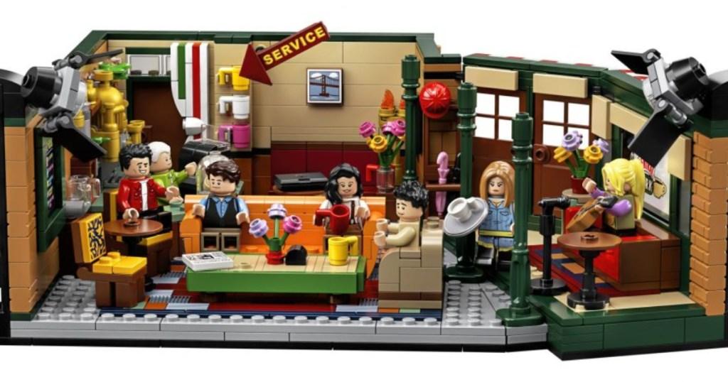 Lego Friends TV Show set