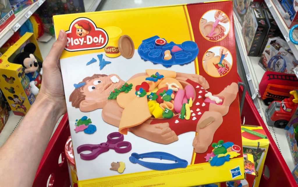 Play-Doh Classic Clinic Fix-Me-Up Set
